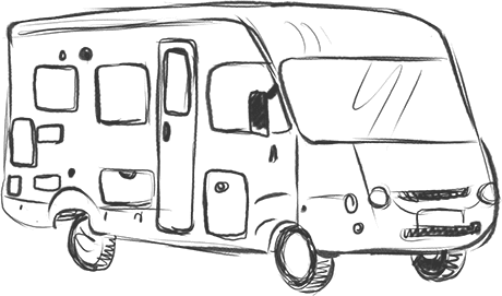 Le camping car intégral