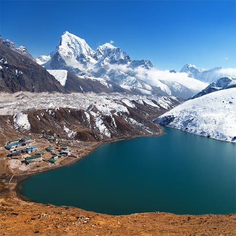 Trek Everest Basecamp Gokyo