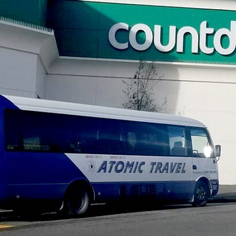 bus navette atomic travel