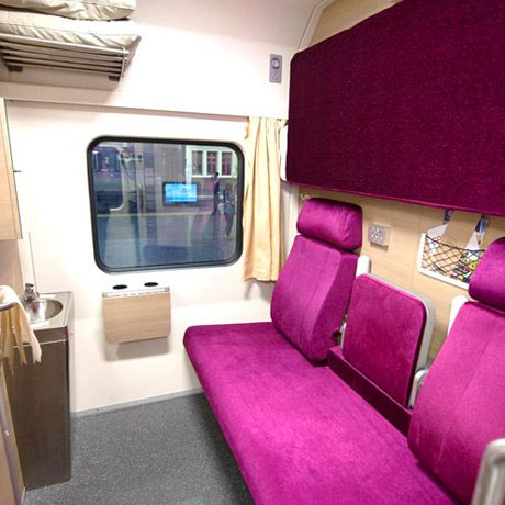 Train Couchette Vip Thailande