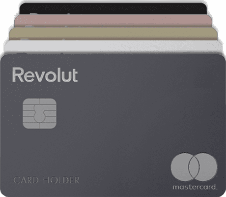 Carte Revolut Metal